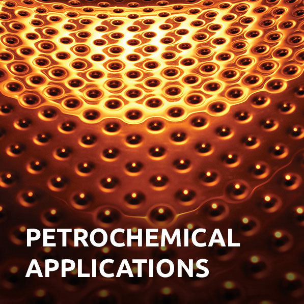 Petrochemical Applications | Saint-Gobain Abrasive Materials